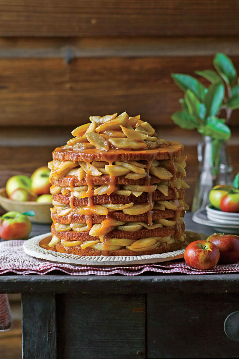 Apple Stack Cake Recipe