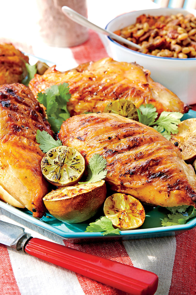 Margarita-Brined Chicken