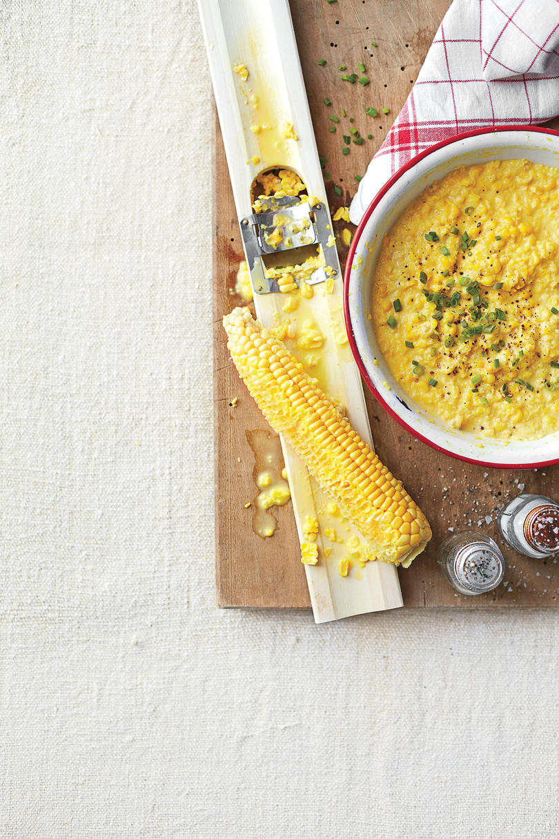 how to cook fresh creamed corn