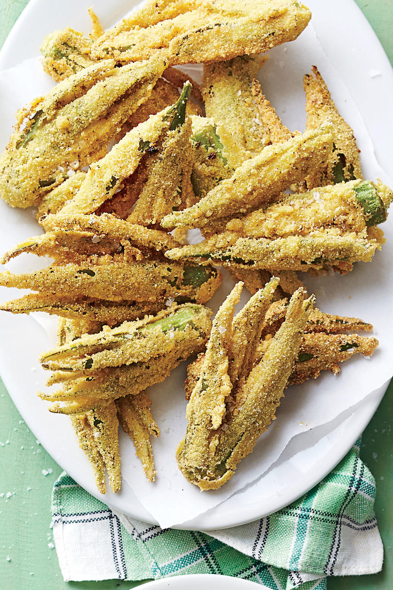 12 best okra recipes southern living