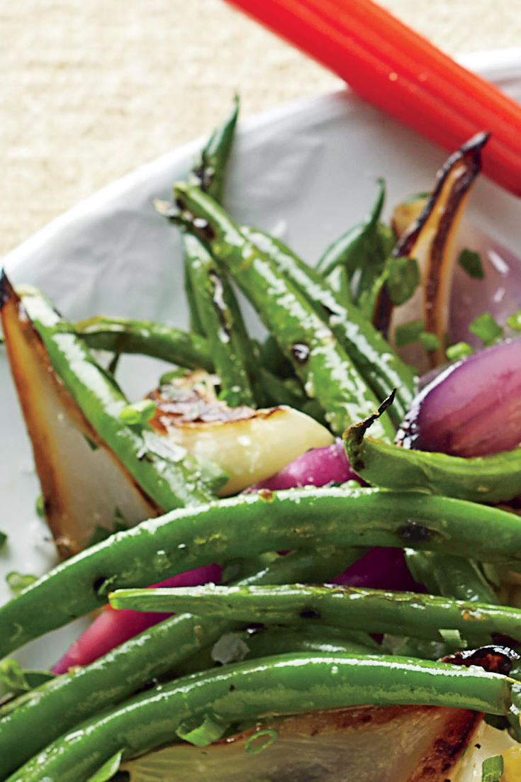 Buttery Lady Peas