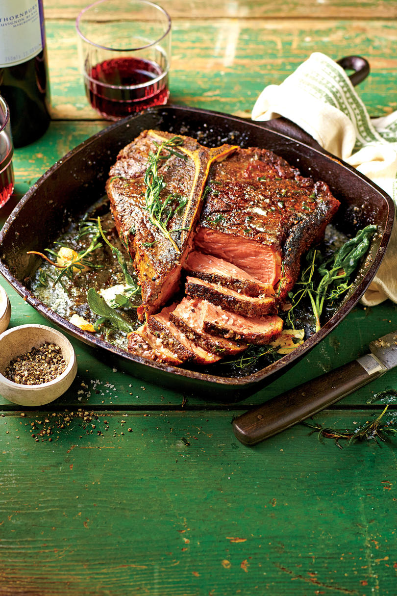 Cast iron skillet recipes southern living