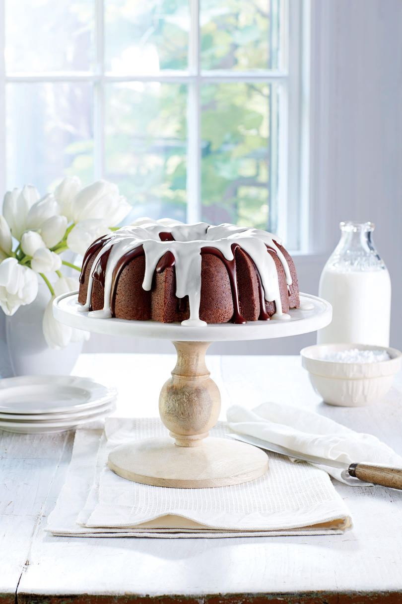Chocolate Buttermilk Pound Cake Southern Living