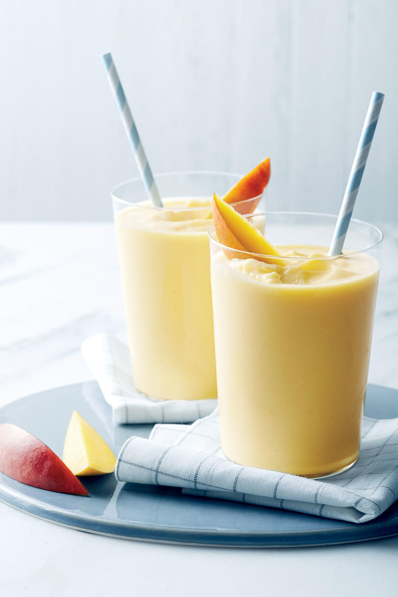Mango Buttermilk Shakes Recipe