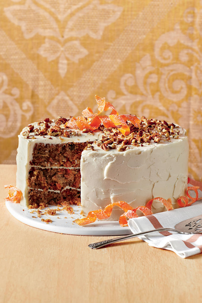 The Ultimate Carrot Cake Recipe Southern Living