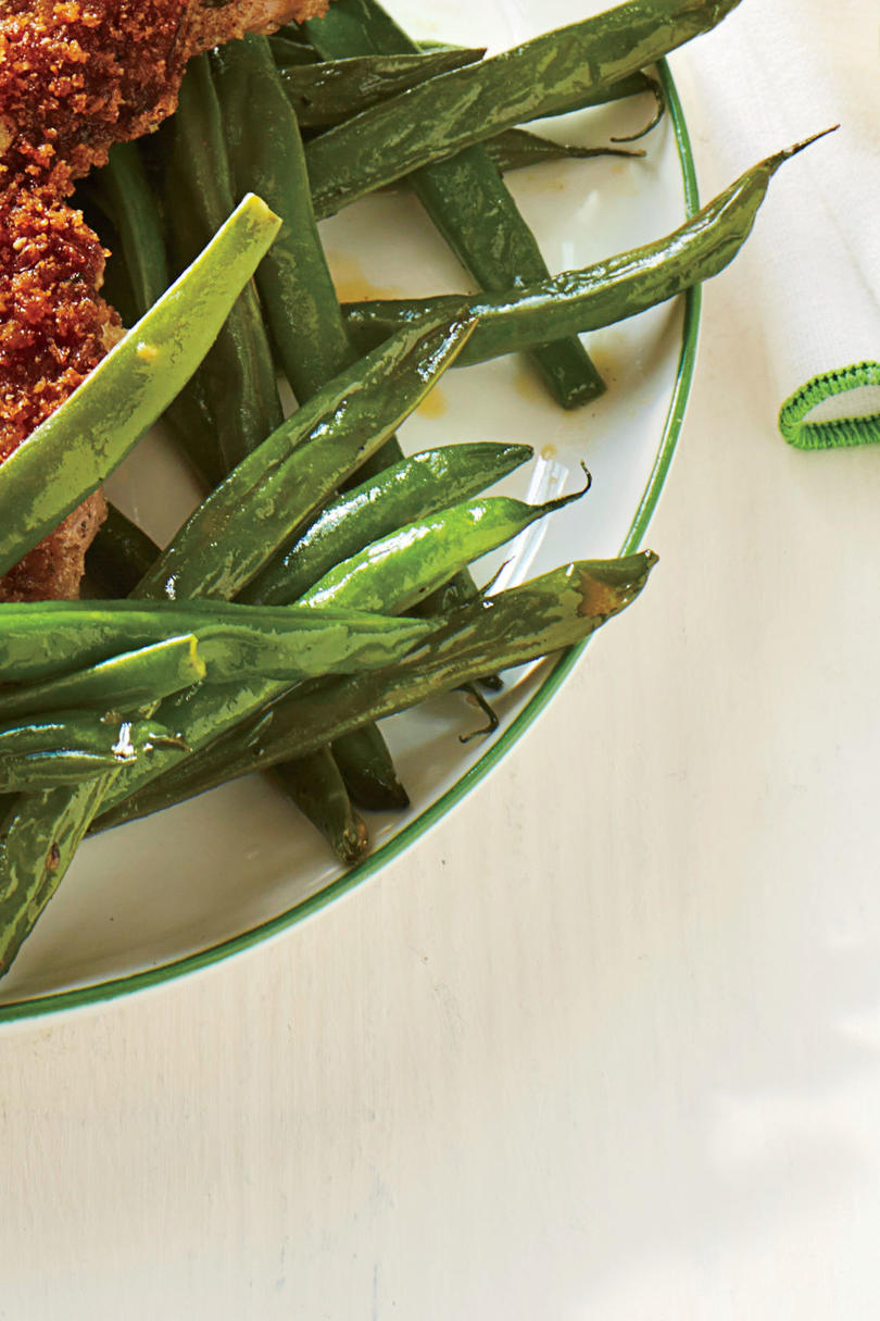 Easy Summer Green Beans