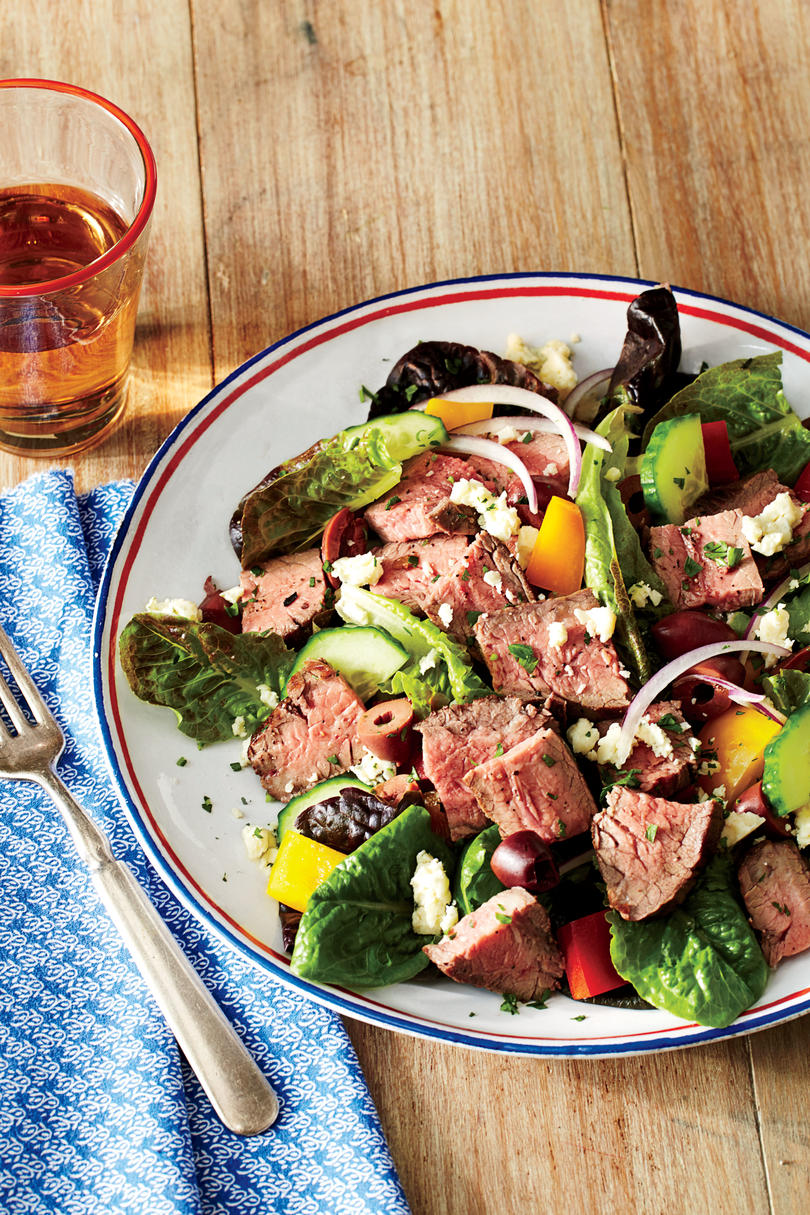 RX_1908_Leftover Steak Recipes_Chopped Salad with Steak