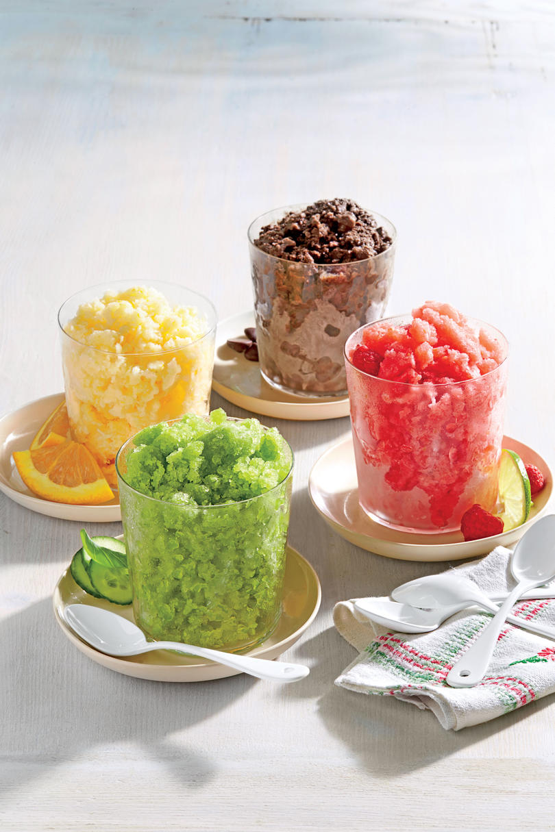 Four Granitas to Try