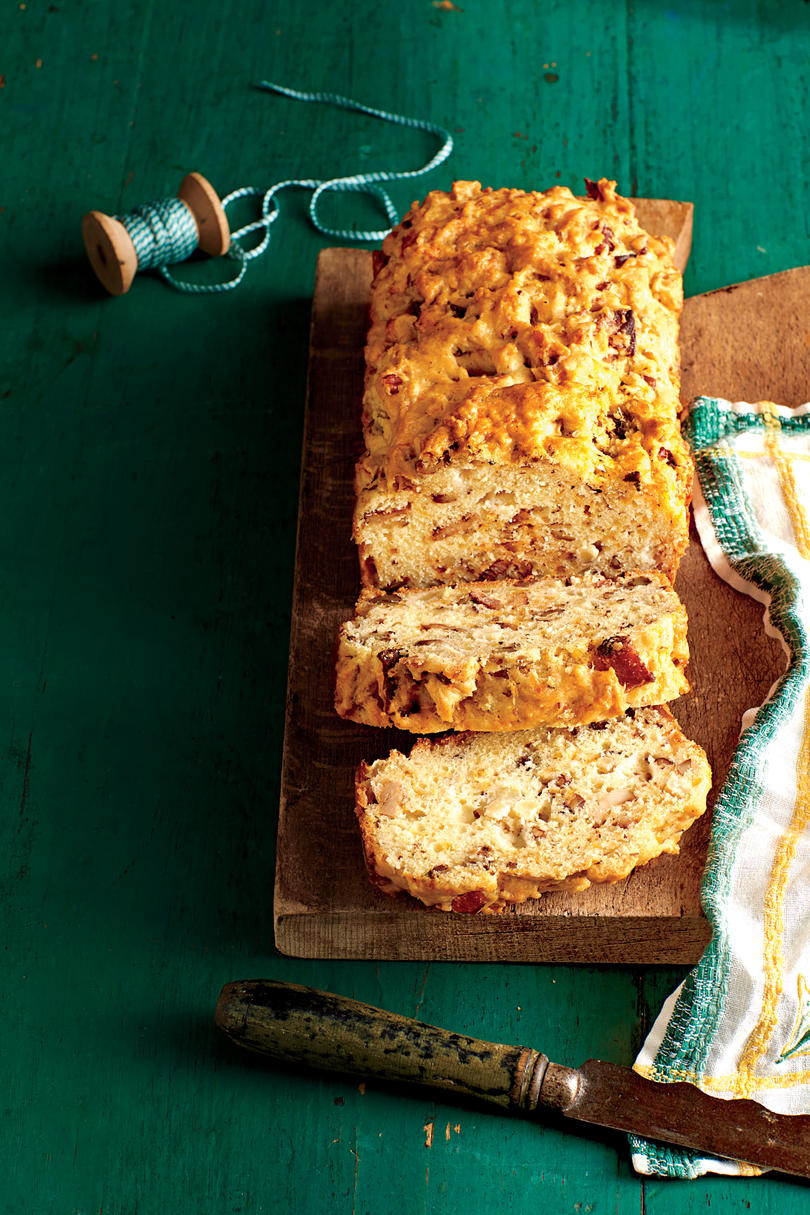 Apple-Cheddar Bread