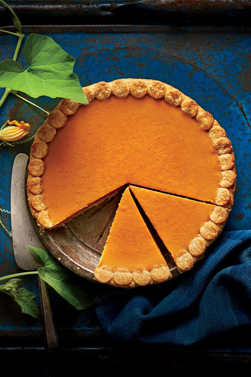 Pumpkin Pie Ever