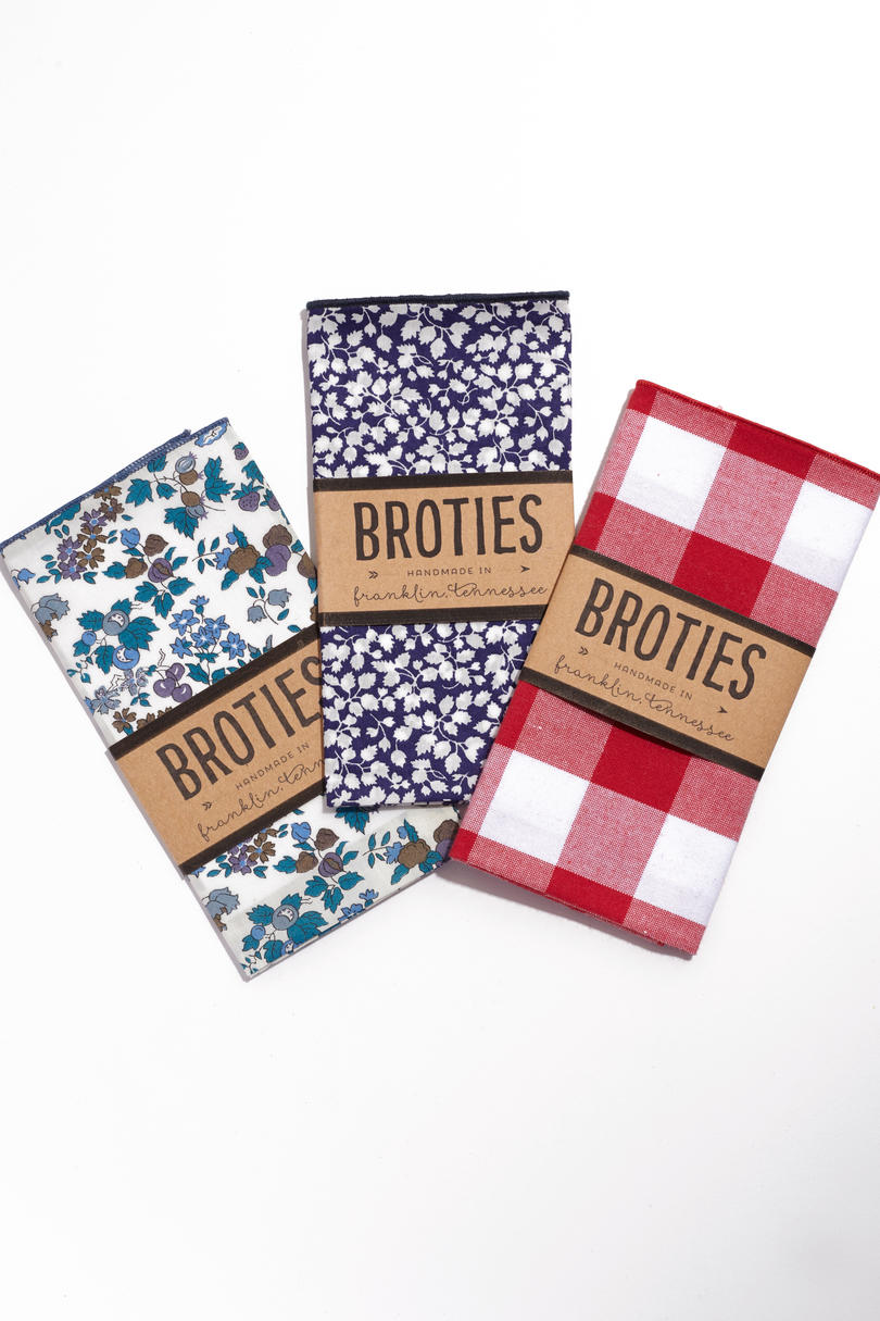 Broties Pocket Squares