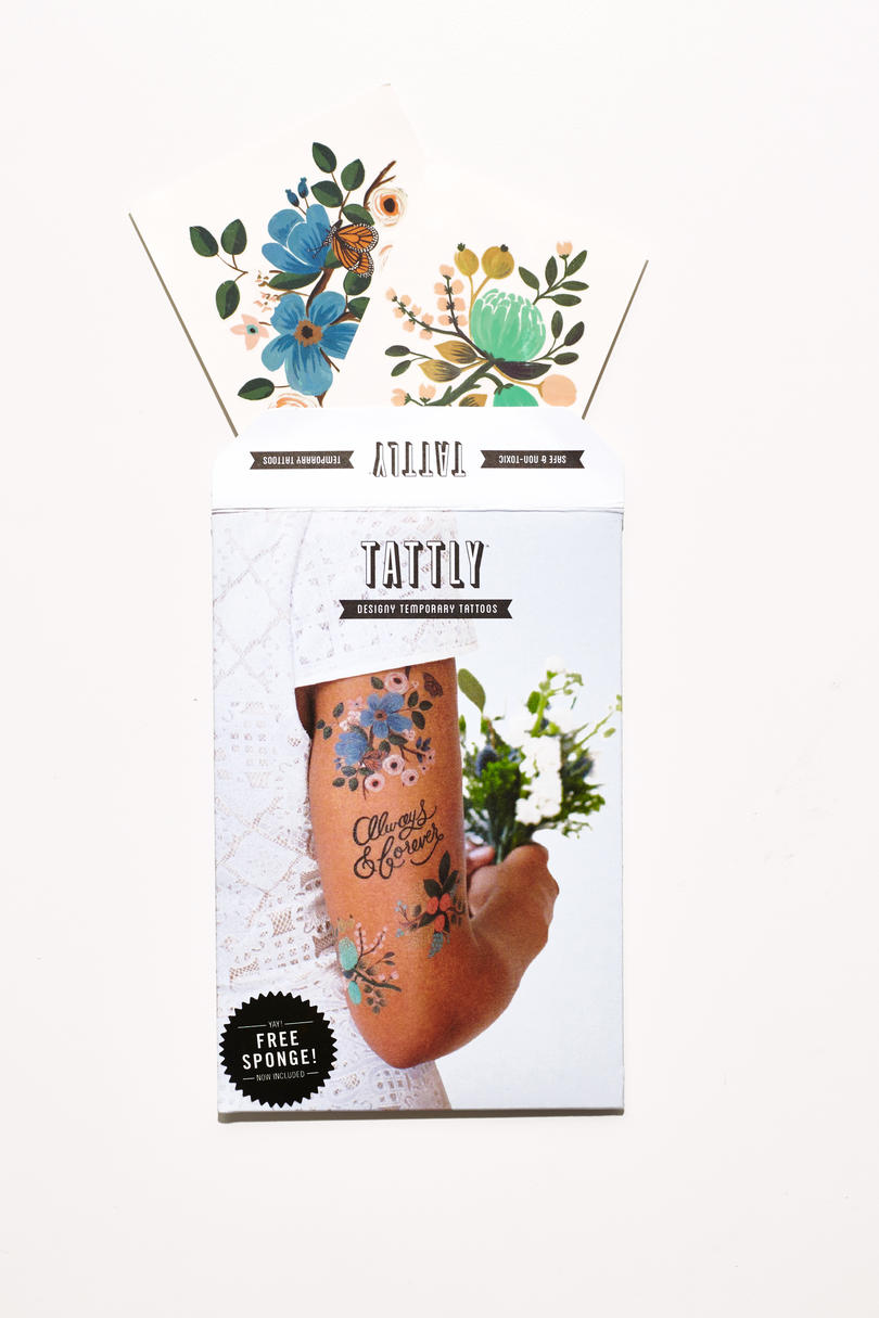 Lovely Set Temporary Tattoos