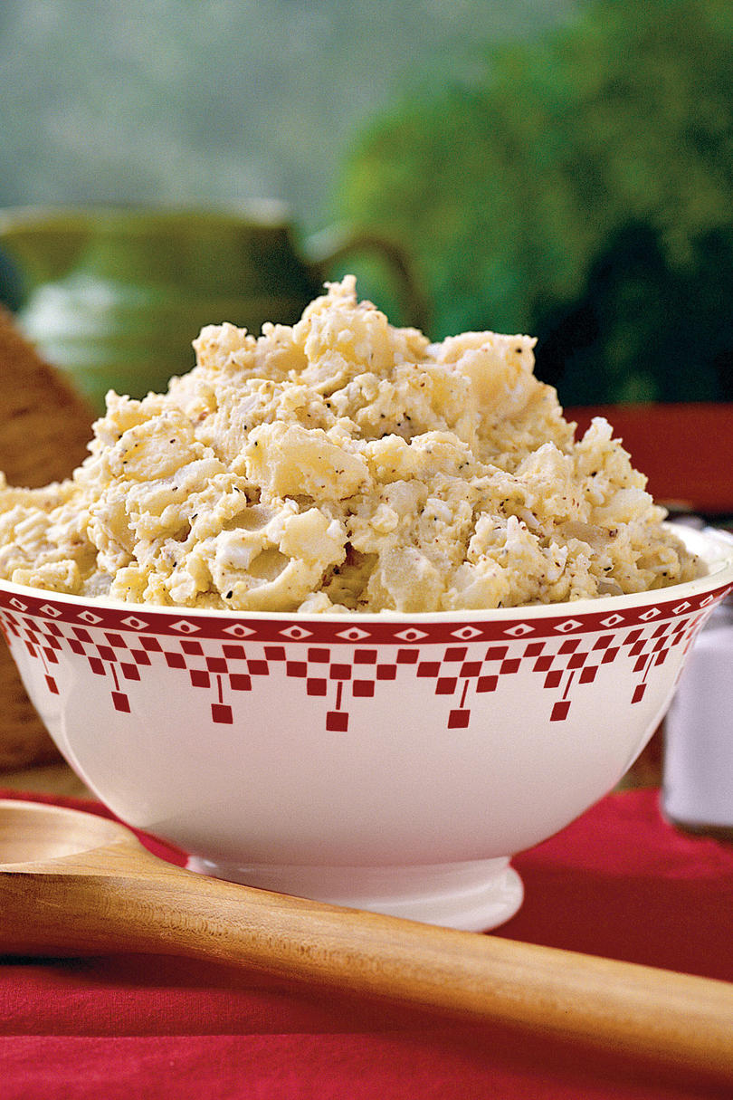 Fourth of July Menu: Fipps Family Potato Salad
