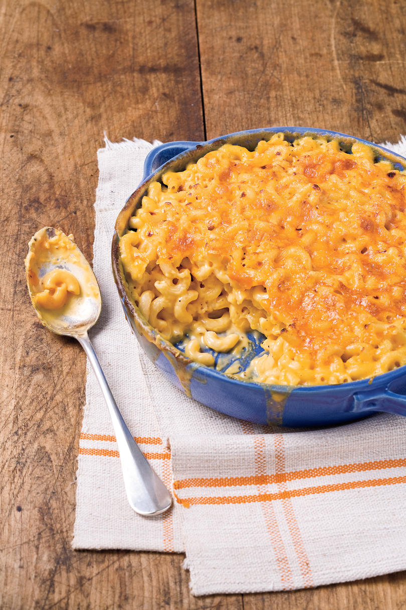 Baked macaroni and cheese recipes southern living baked macaroni and cheese recipes forumfinder Image collections
