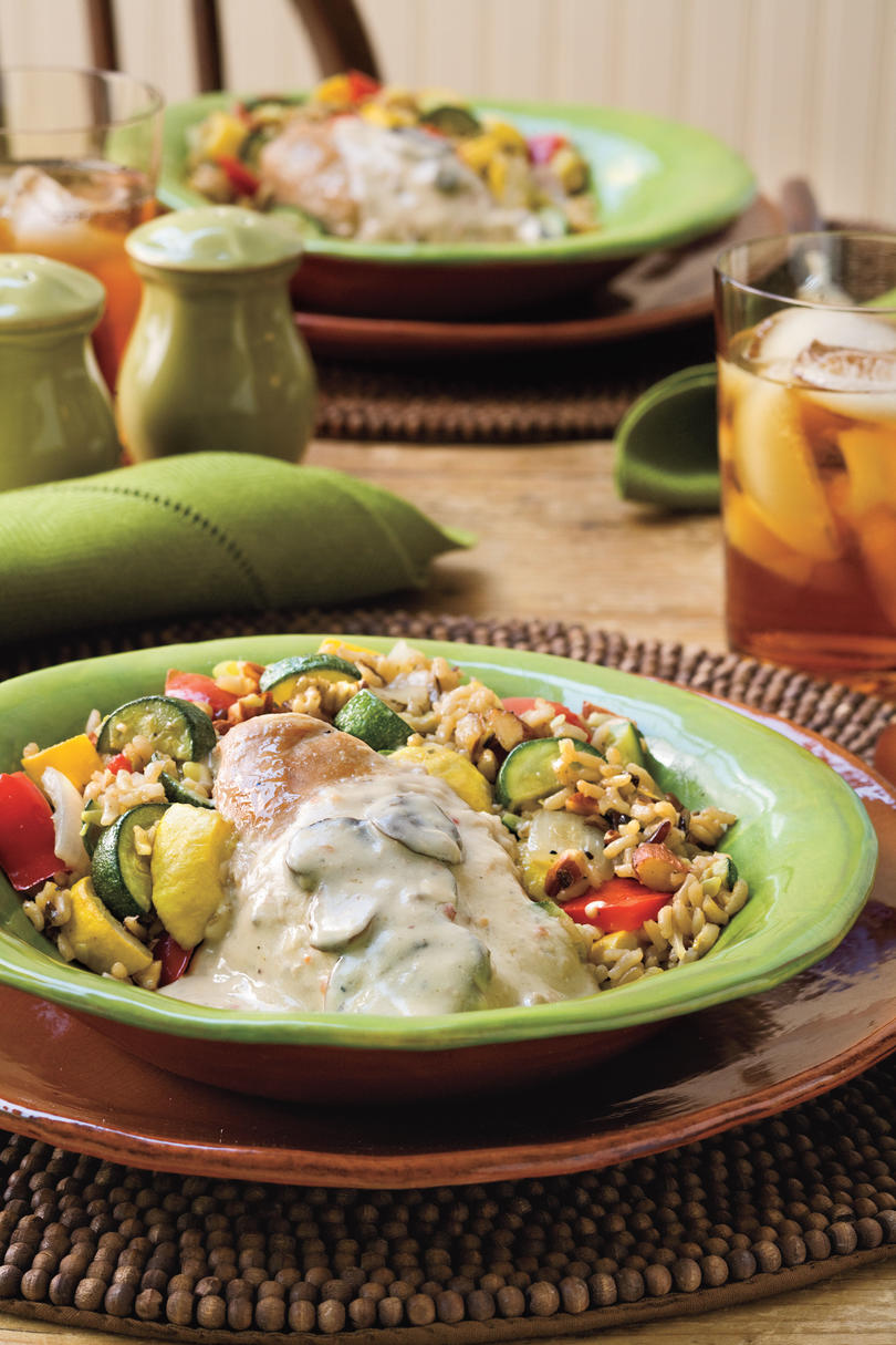 Slow Cooker Recipes: Creamy Slow-cooker Chicken Recipes