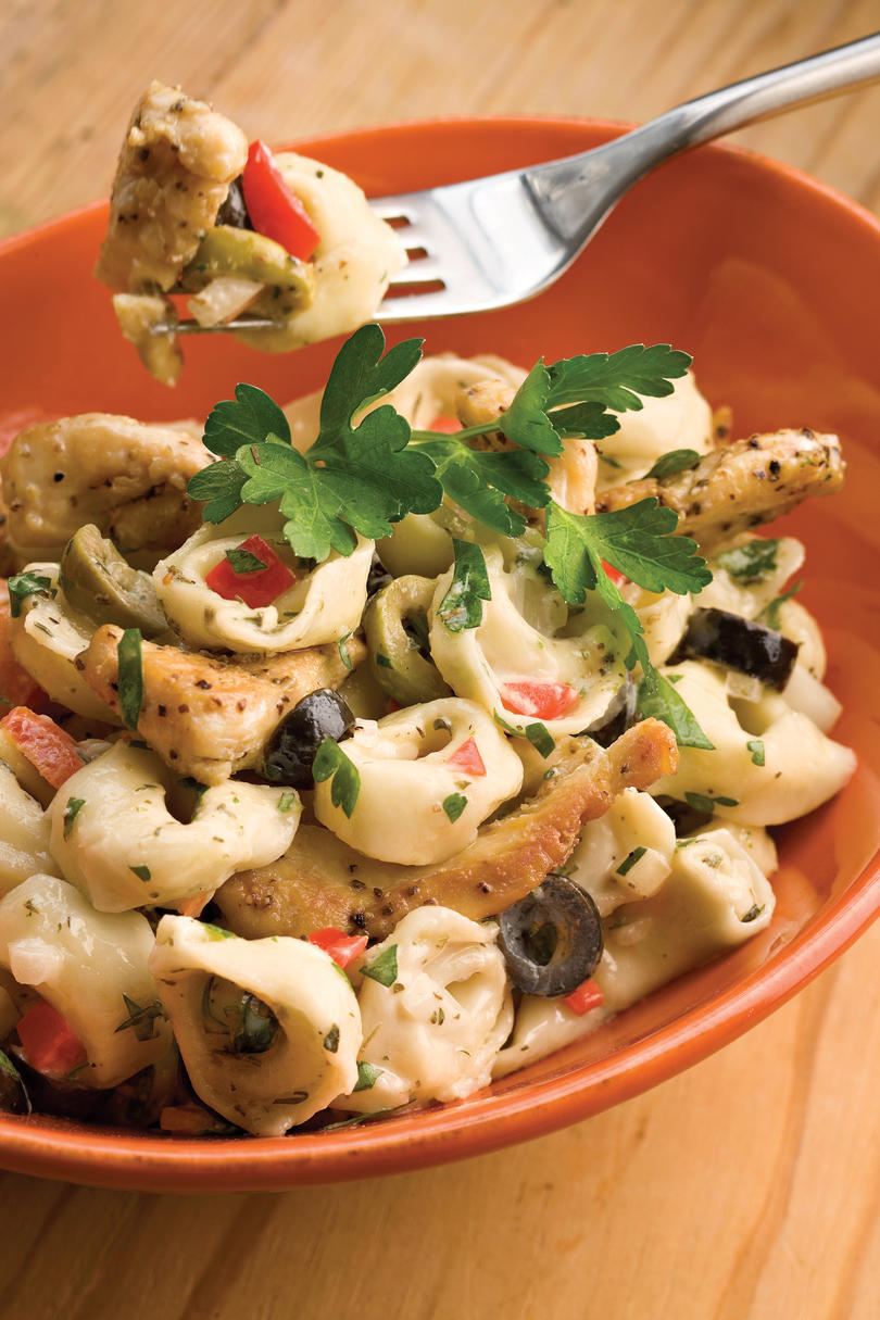 Easy Pasta Salad Recipes - Southern Living - photo#4