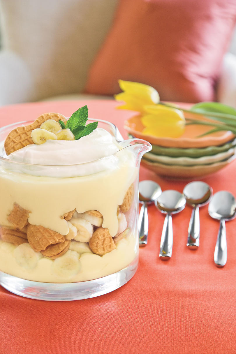 RX_ Nutter Butter-Banana Pudding Trifle Top Desserts