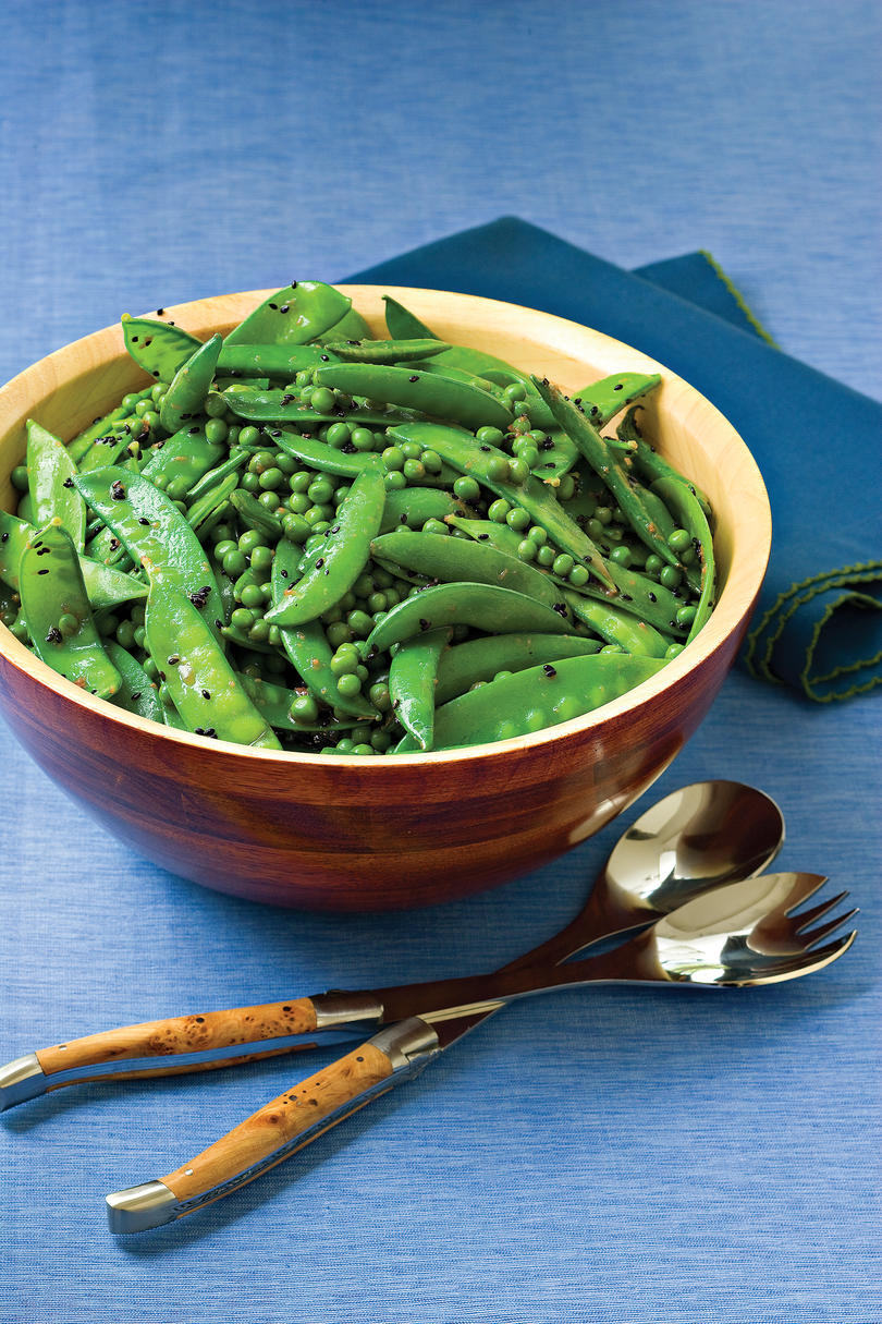 Sugar Snap-Snow Pea Salad