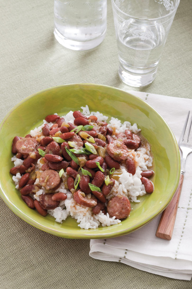 RX_1803_Quick Skillet Red Beans and Rice_Skillet Rice Recipes