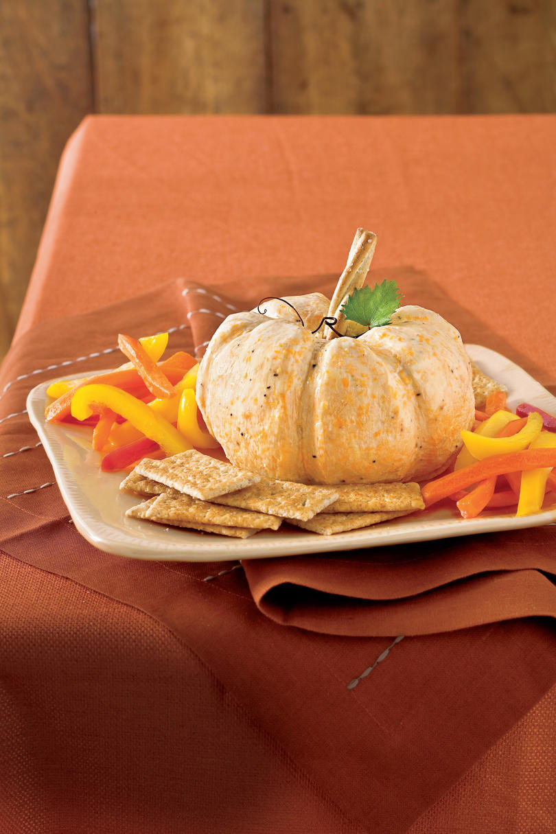 halloween party appetizers, finger food & drink recipes - southern