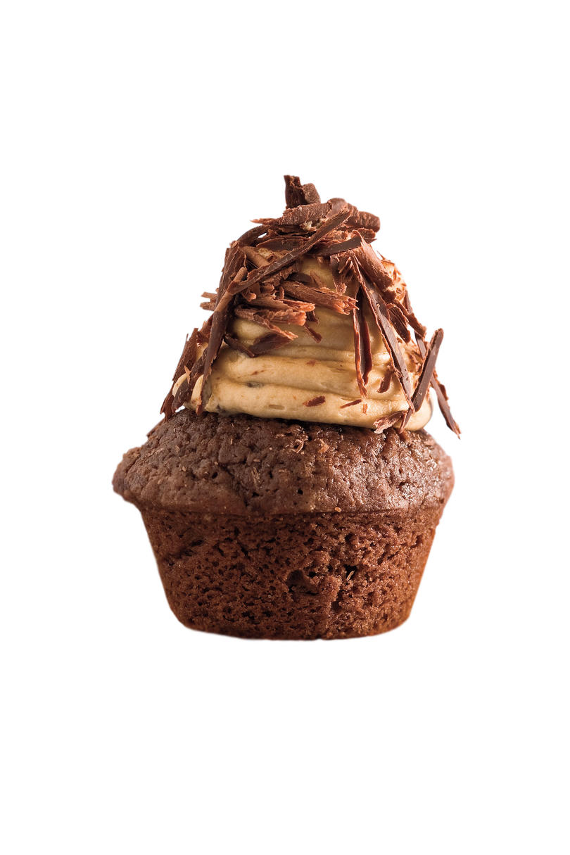Cupcake Recipes: Mocha Latte Cupcakes