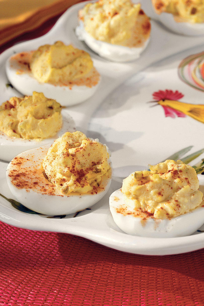 Basic Deviled Eggs