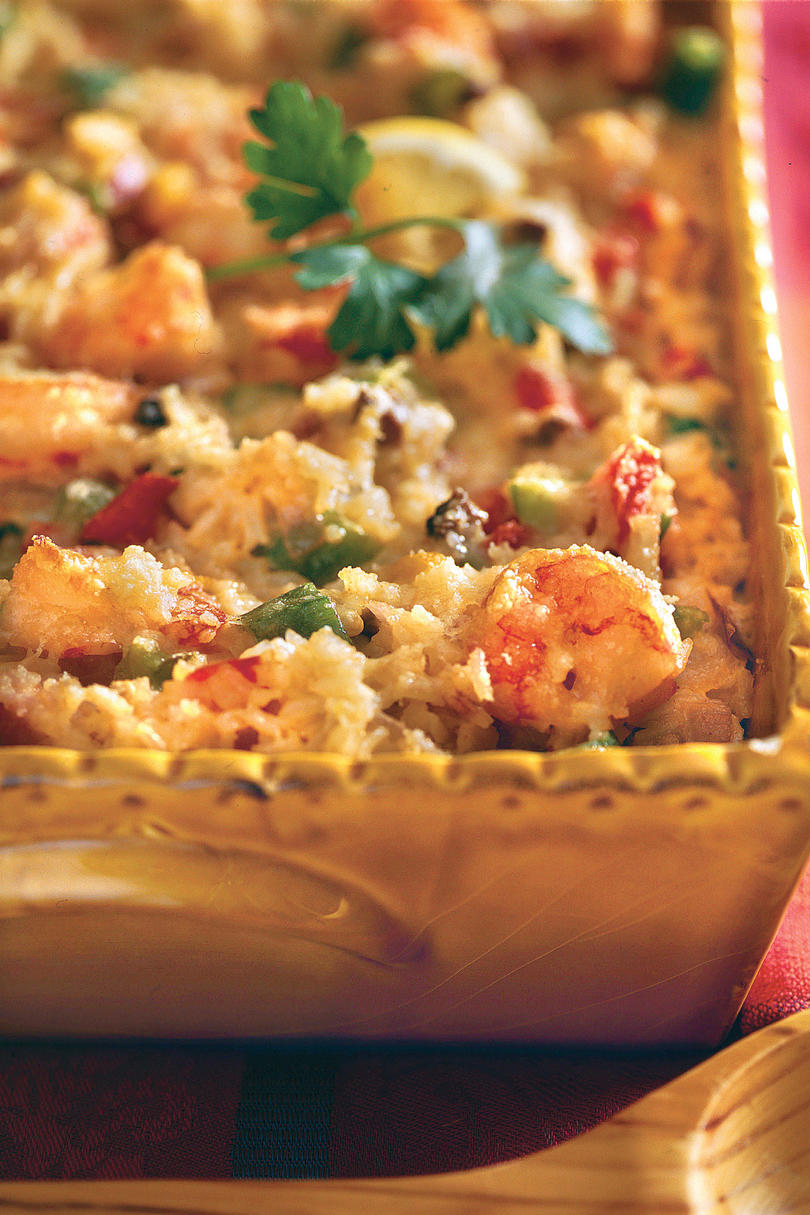 Cajun Shrimp Casserole Recipes