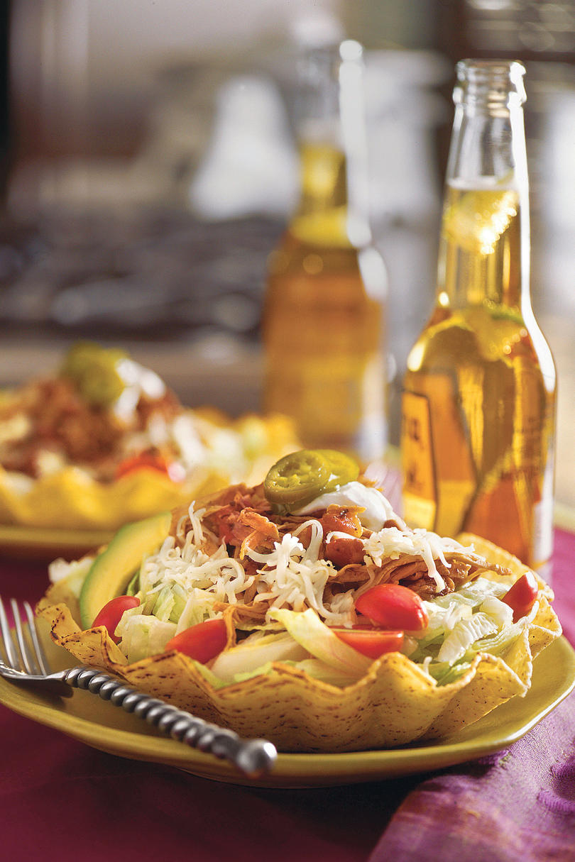 Chalupa Dinner Bowl Nachos
