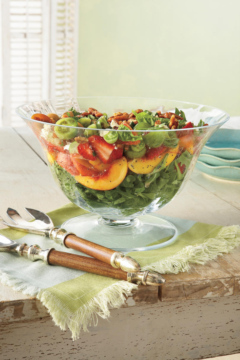 Summer Salad Recipes: Strawberry Fields Salad