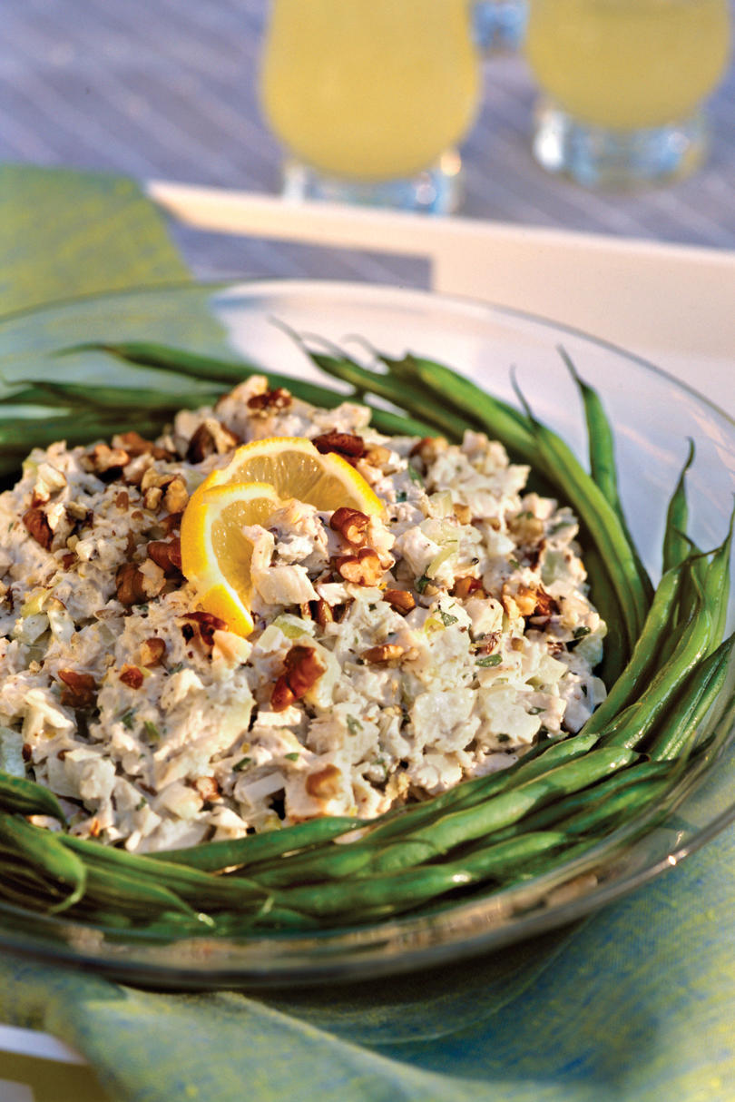 Fresh & Easy Chicken Salad Recipes - Southern Living