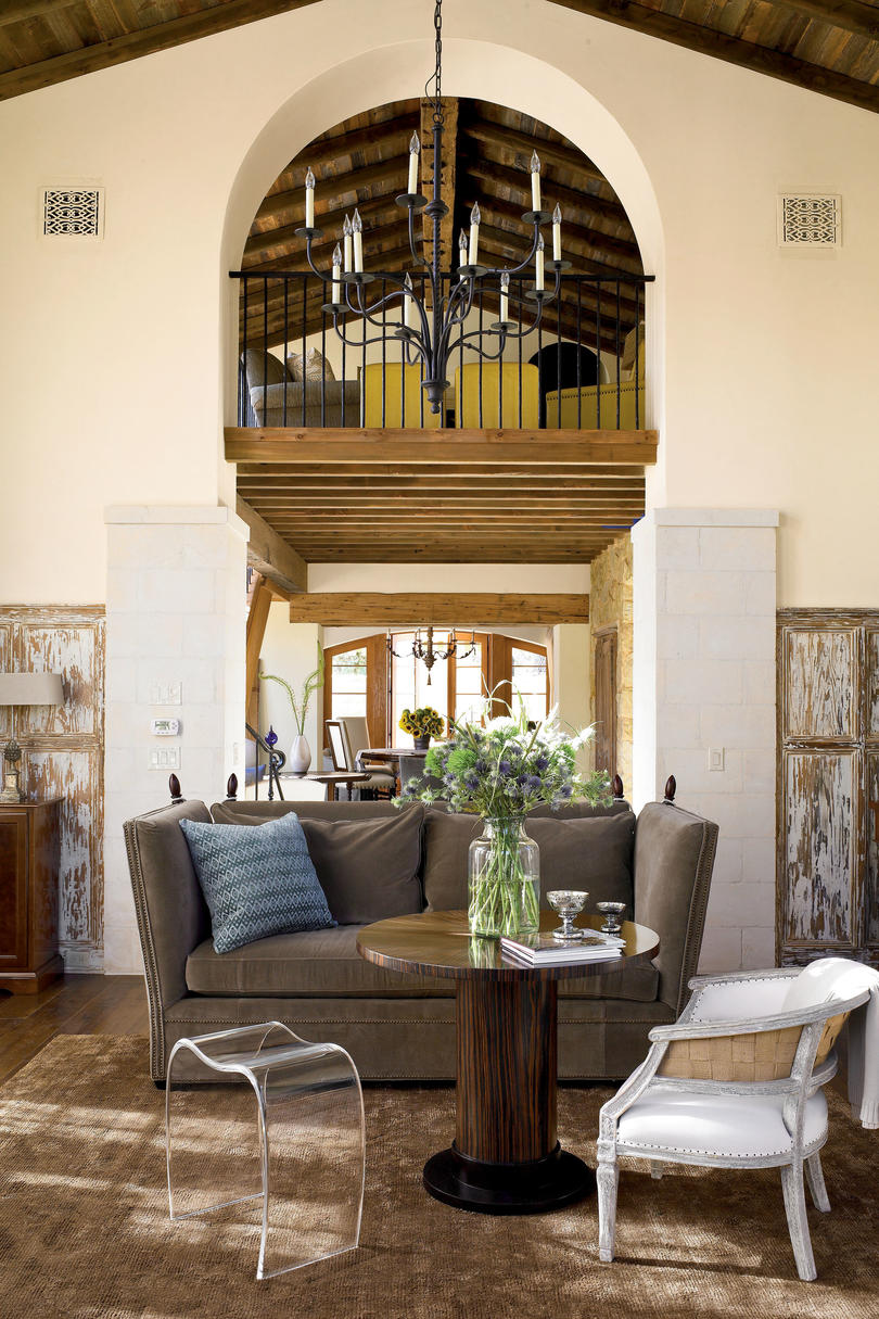 texas escondido idea house tour southern living living room seating