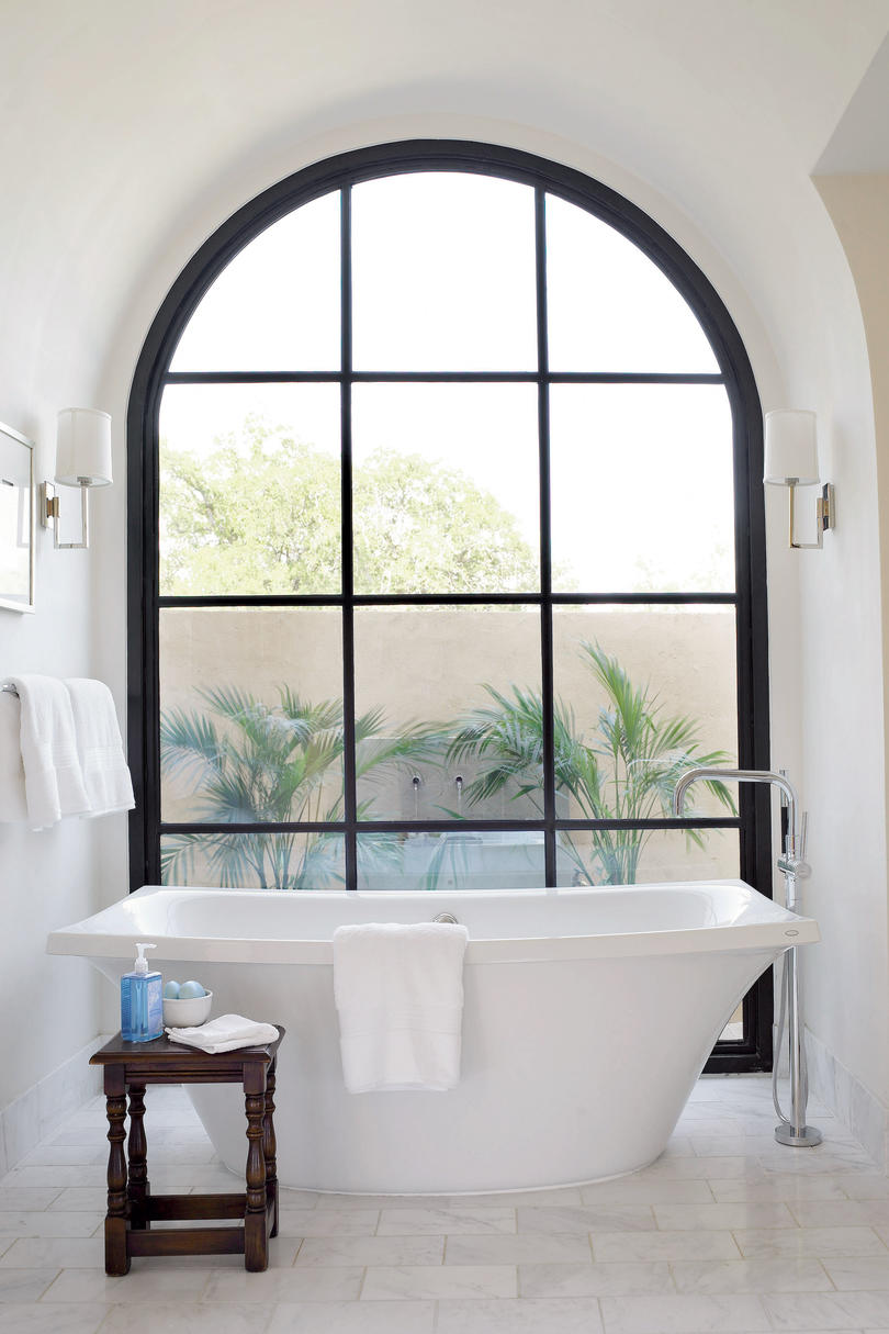 Think Beyond the Bath. 65 Calming Bathroom Retreats   Southern Living