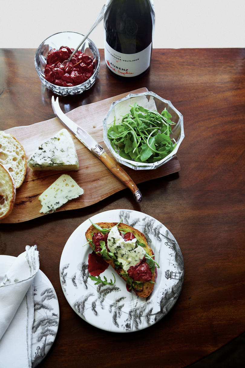Party-Perfect Crostini Recipes - Southern Living
