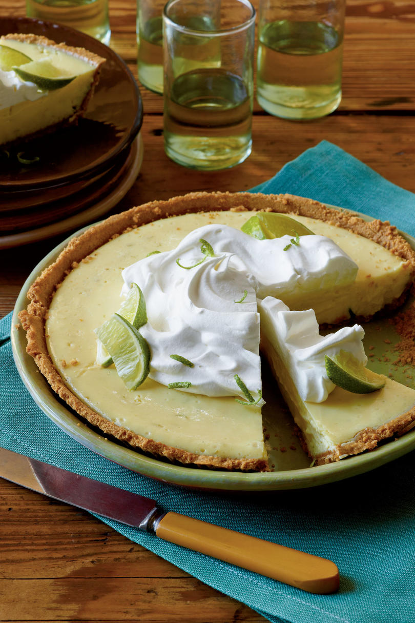 Cool & Creamy Key Lime Pie Recipes - Southern Living