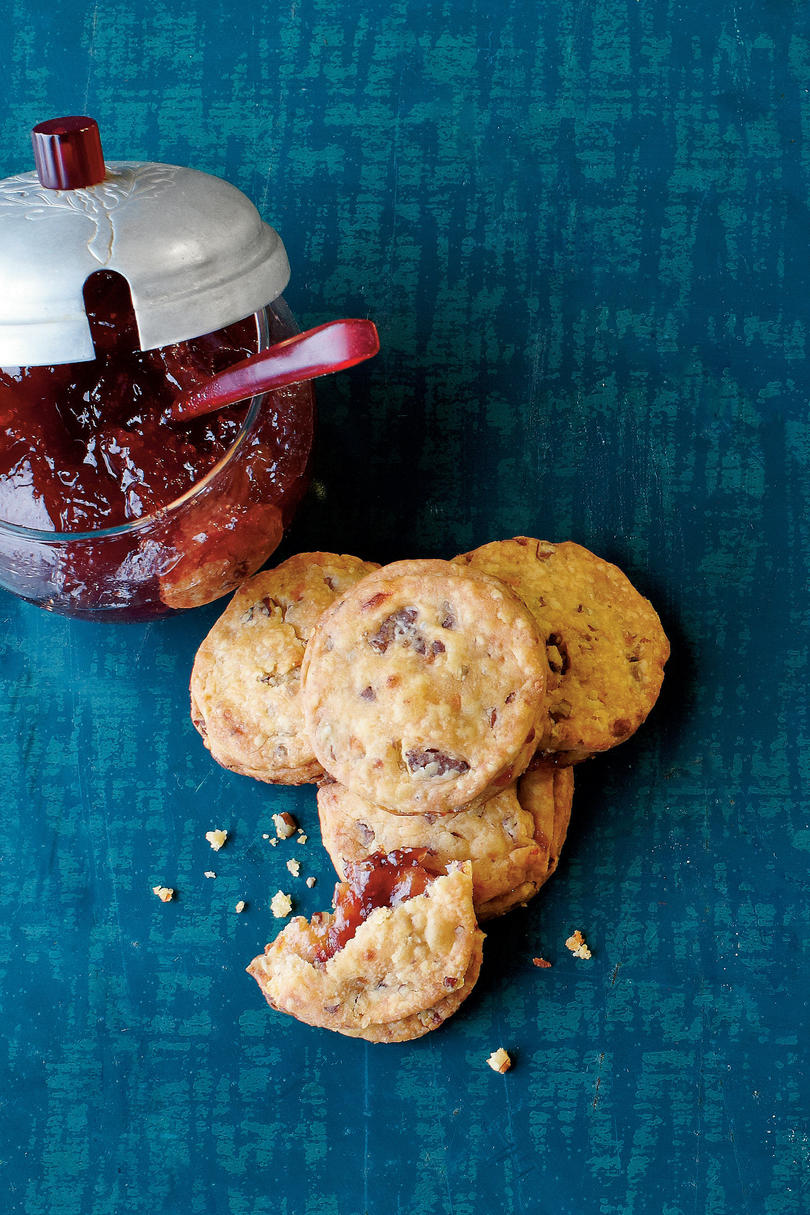 Pimiento Cheese Cookies