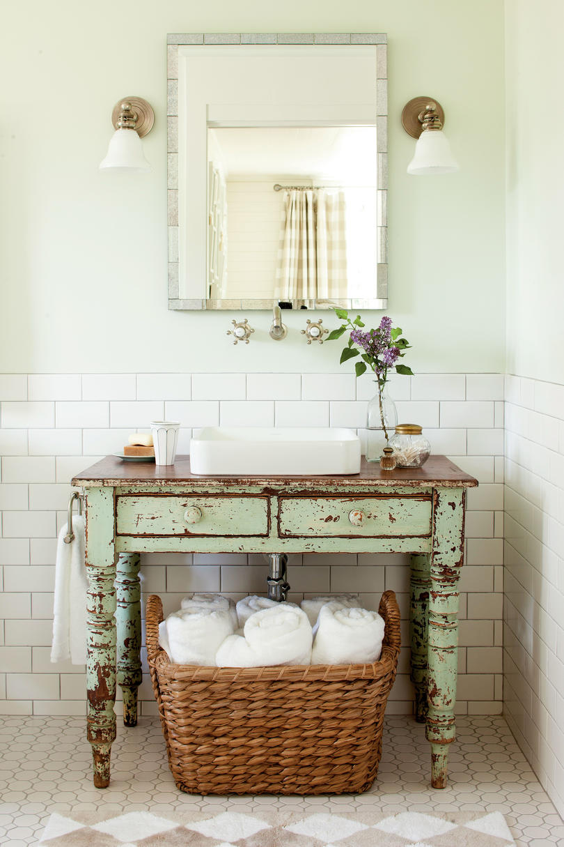 Vintage Bathroom