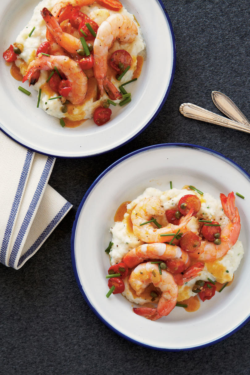 South Carolina: Shrimp and Grits