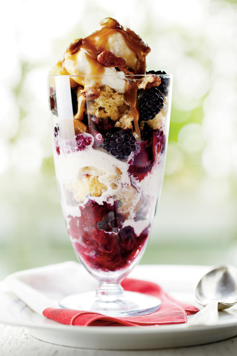 Fresh Blackberry Dessert Recipes Southern Living