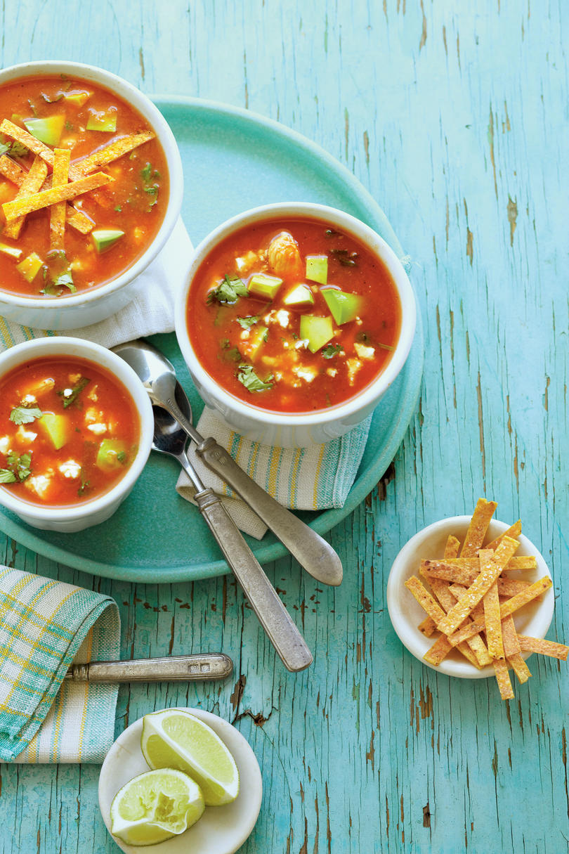 Easy Soup and Stew Recipes - Southern Living