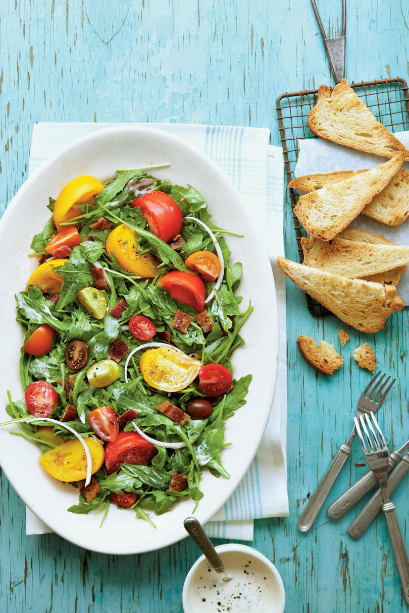 Just Ripe for Summer: BLT Salad