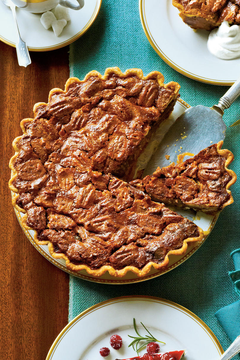 Chocolate-Caramel Pecan Pie