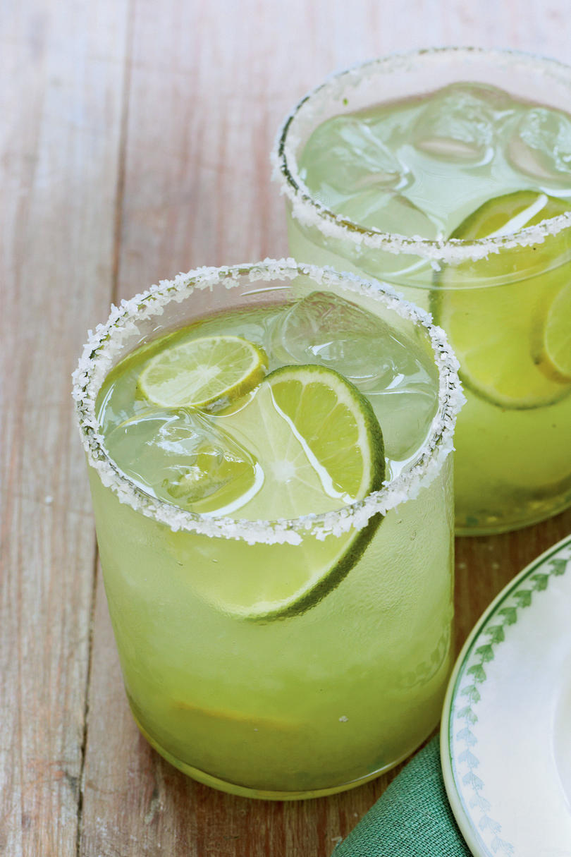 Pepper Jelly Margaritas