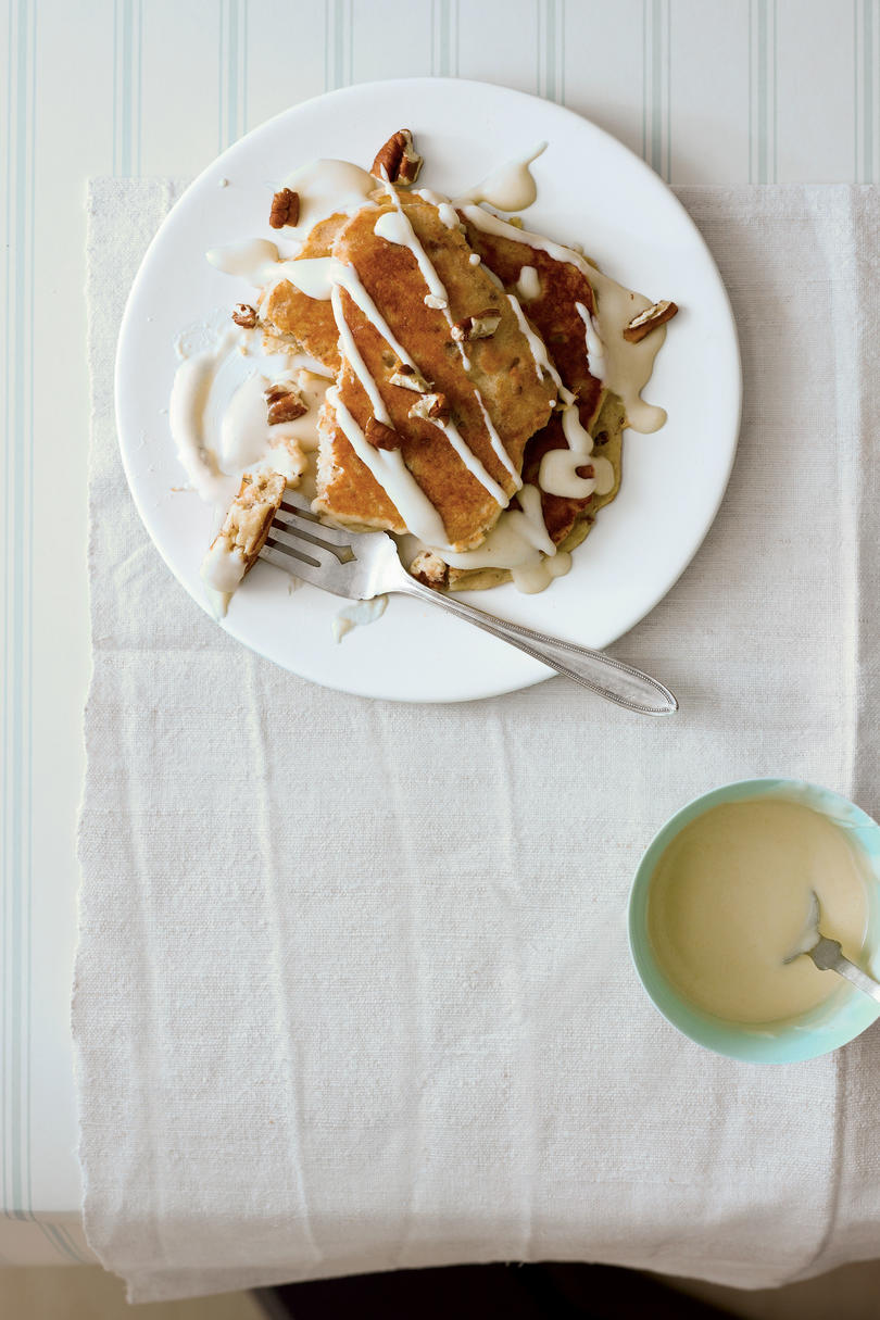 Italian Cream Pancakes Recipe