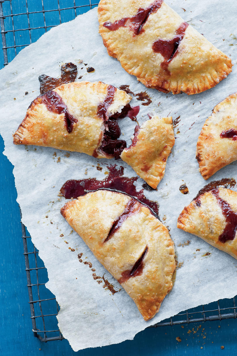 Roasted Cherry Hand Pies Recipe