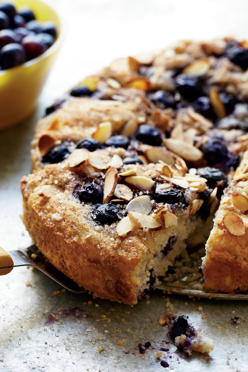 Any Fruit Coffee Cake Recipe