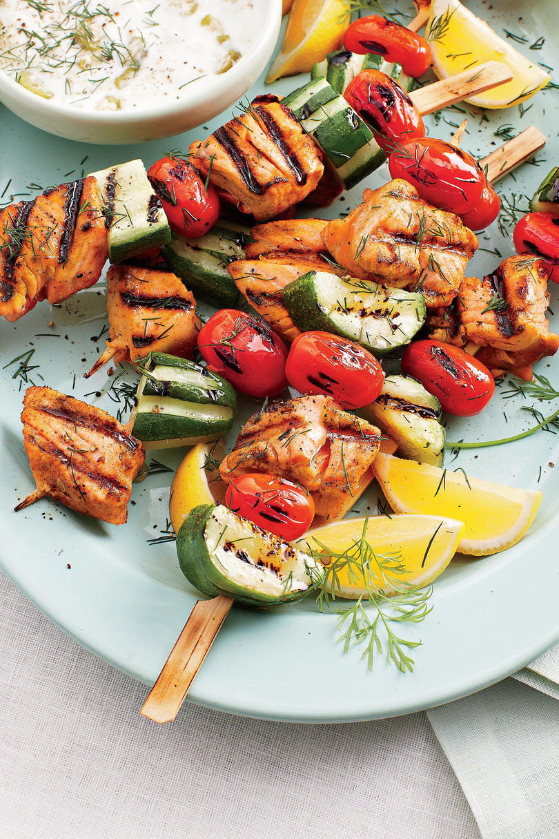 Easy Grilled Kabobs Recipes  Southern Living