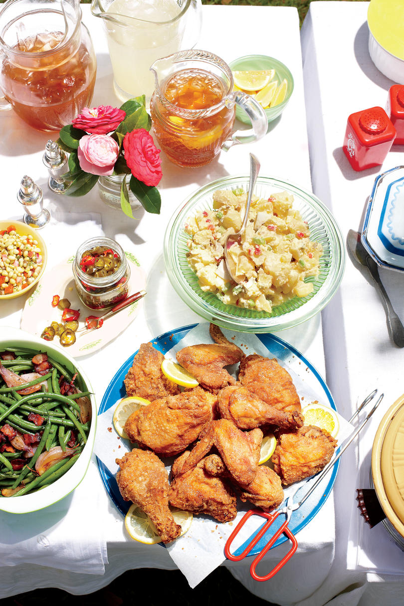 classic church supper recipes southern living