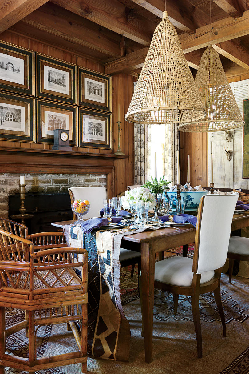 soulful historic home southern living