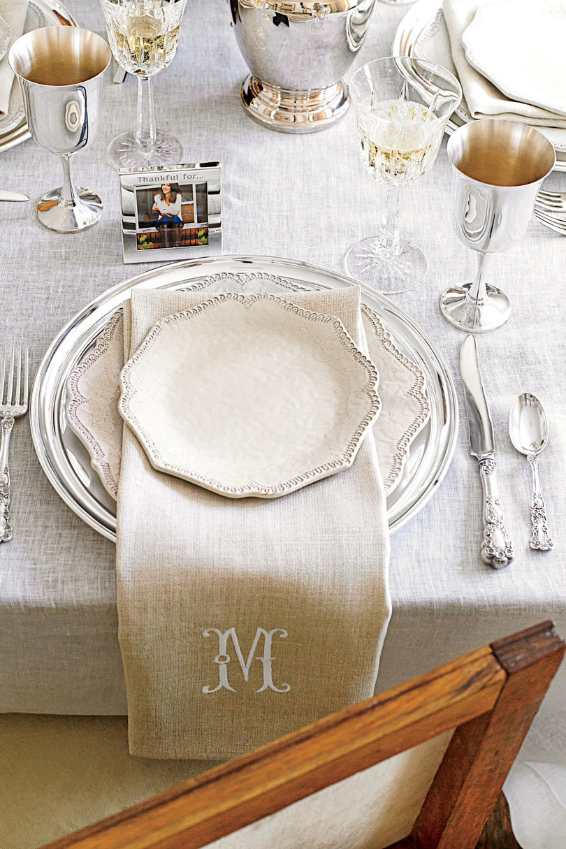 The Place Setting