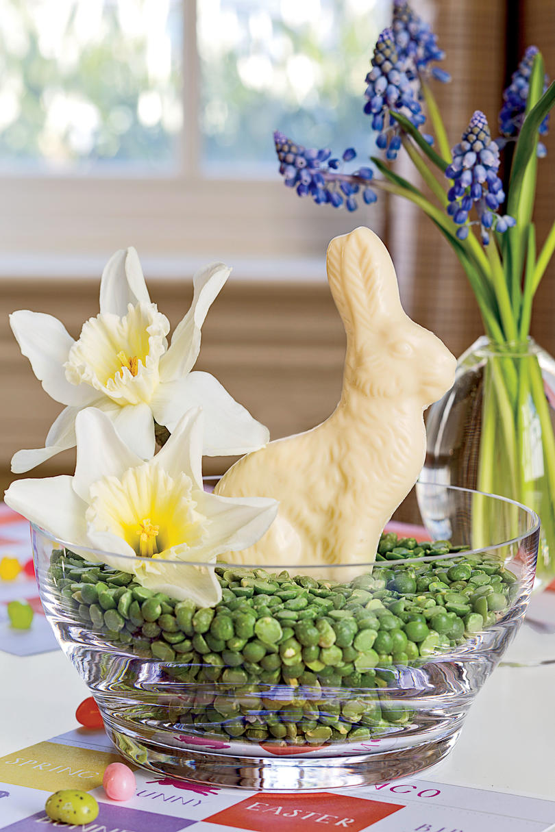 Kid's Easter Centerpiece